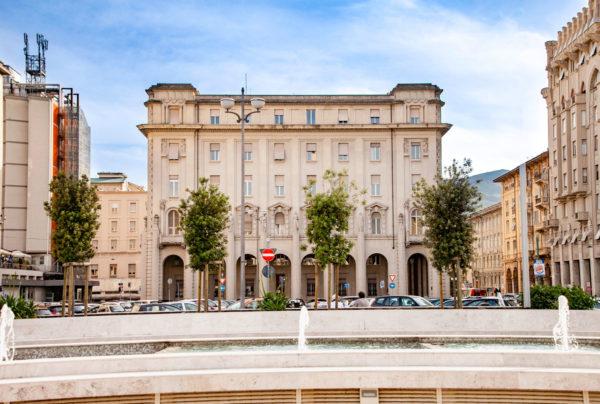 Palazzo della Provincia e Prefettura di La Spezia - Piazza Europa