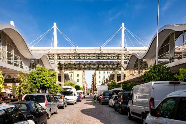 Piazza del Mercato - La Spezia