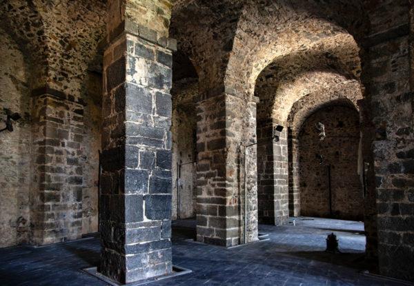 Sala Ipostila - Castello Doria