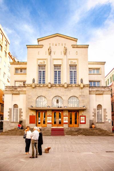 Teatro Civico di La Spezia