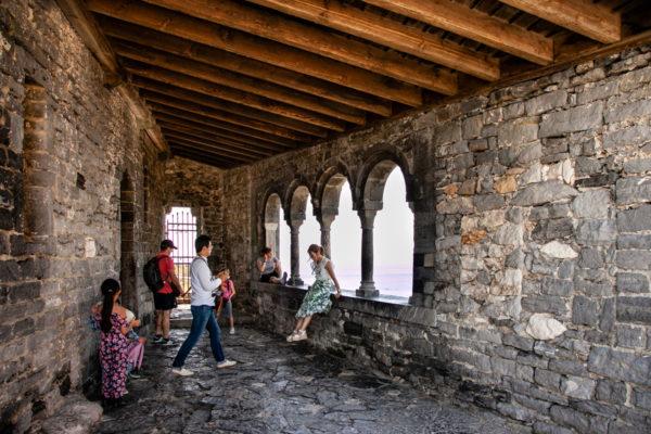 Terrazzetta della Chiesa di San Pietro