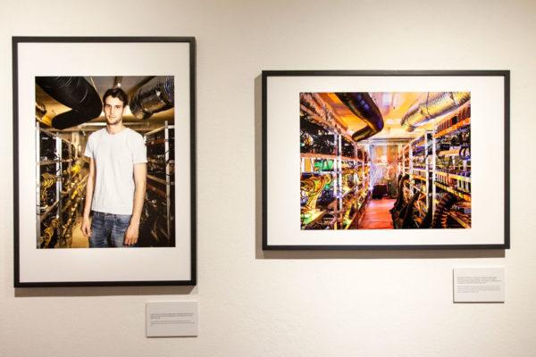 Premio Canon Giovani Fotografi - Claudio Cerasoli L'Oro di Gondo - Cortona On The Move 2018