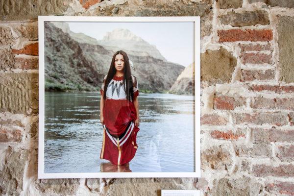 Scatto di Carlotta Cardana sugli indiani americani