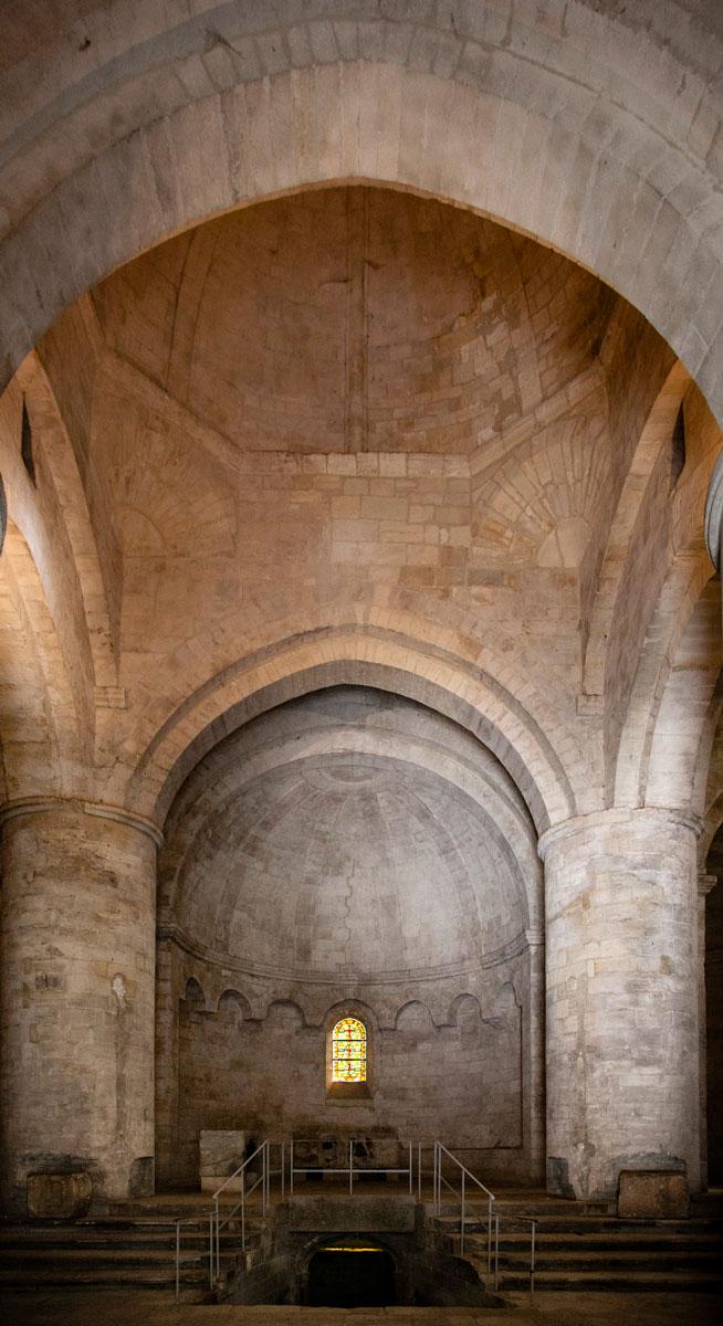 Altare di Saint Honorat
