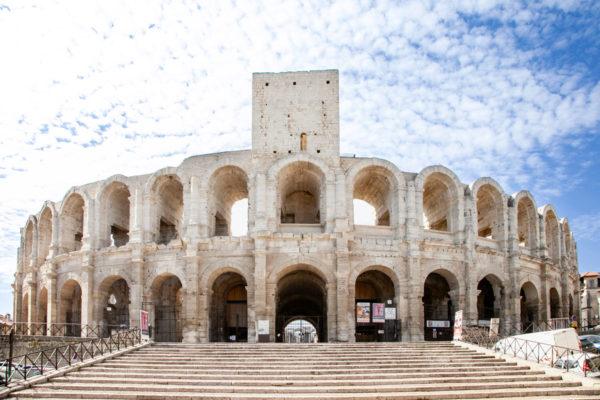 Arena di Arles - Cosa vedere in Provenza