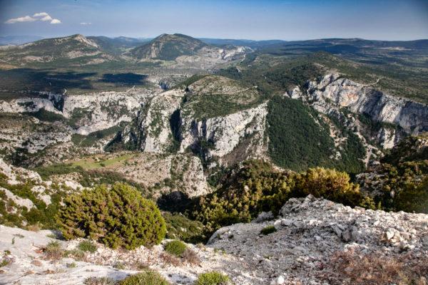 Belvedere des Glacieres - Punto Panoramico lungo la Route de Cretes
