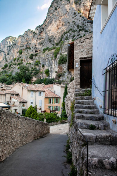 Borgo Storico di Moustiers Sainte Marie - Parco Naturale Regionale del Verdon