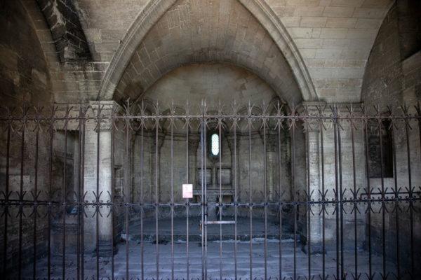 Cappella di Saint Benezet sul Ponte di Avignone