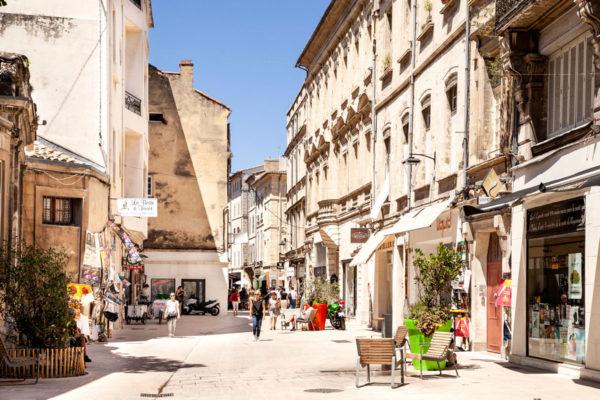 Centro storico di Avignone