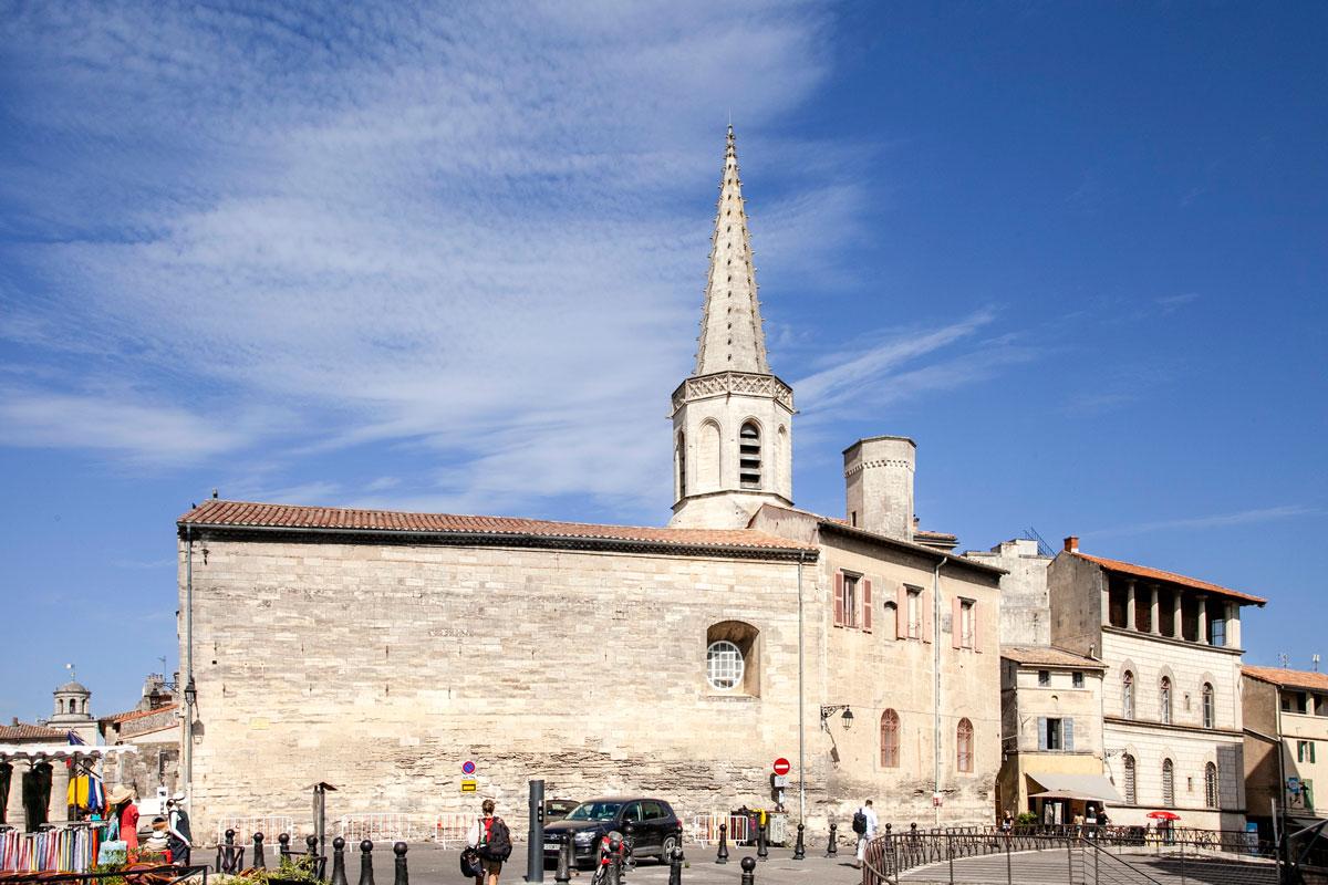Chapelle des penitents gris