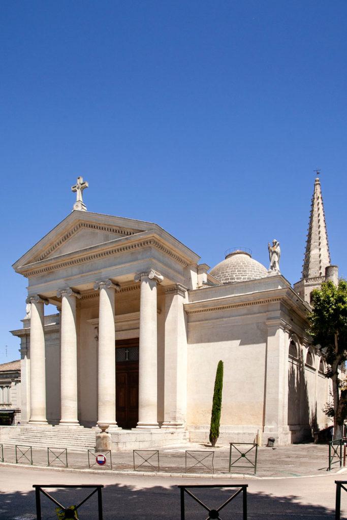 Chiesa Collegiata di San Martino - Saint Remy de Provence