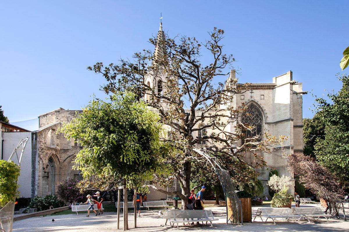 Chiesa Protestante di Saint Martial