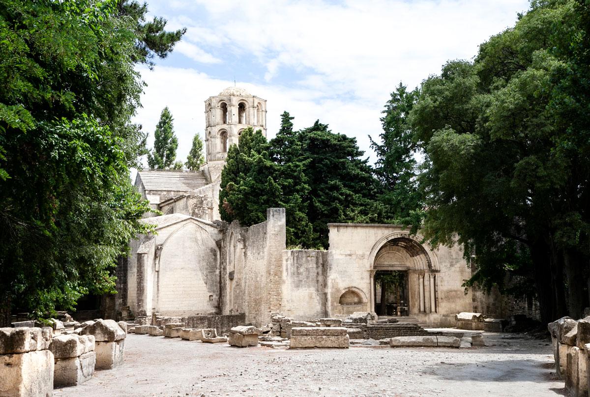 Chiesa Romanica di Saint Honorat - Arles