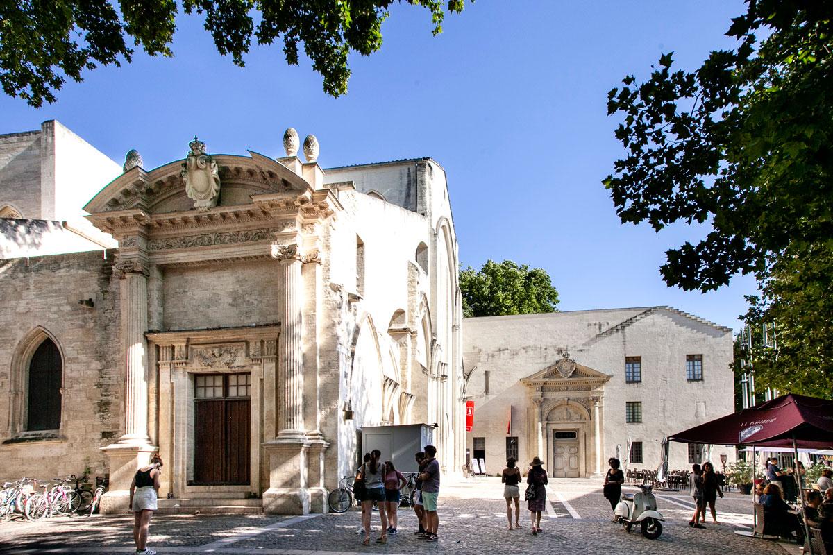 Chiesa dei Celestini - Avignone