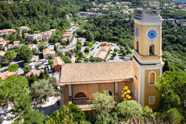 Chiesa di Nostra Signora dell'Assunzione - Eza