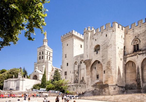 Chiesa di Notre Dame e Palazzo dei papi