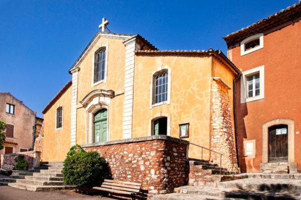 Chiesa di St Michel a Roussillon