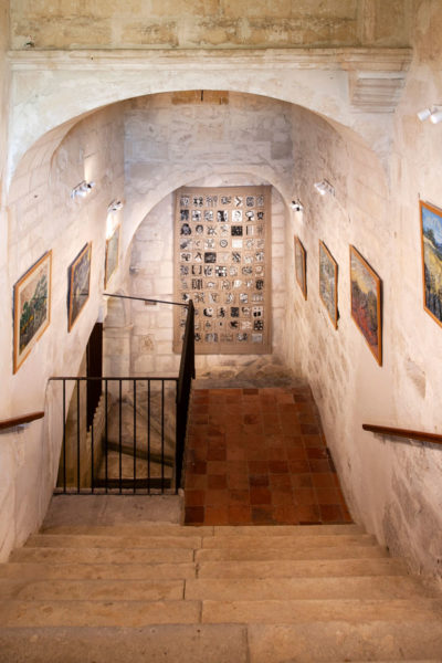 Corridoio verso il chiostro - Saint Paul de Mausole