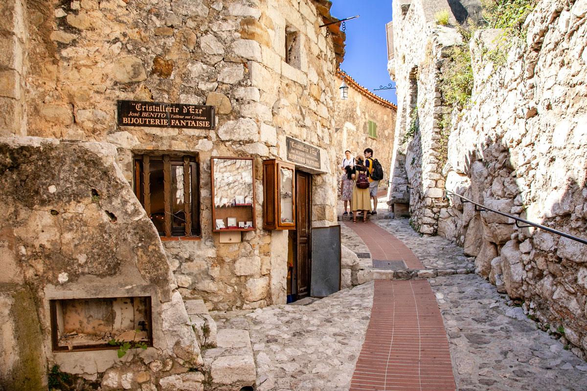 Cosa Vedere ad Eza - Borgo di Pietra In Costa Azzurra