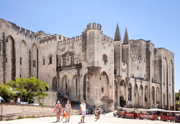 Cosa vedere ad Avignone - Palazzo dei Papi