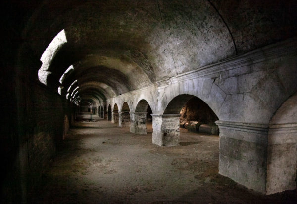 Cryptoportiques - Arles Sotterranea