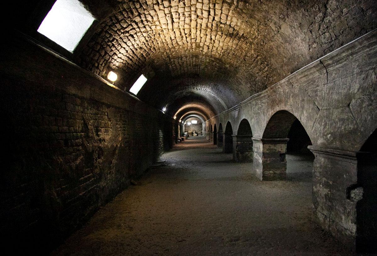 Cryptoportiques - Cosa vedere ad Arles