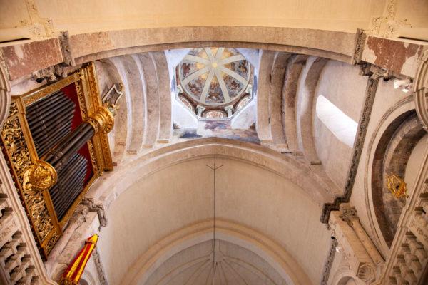 Cupola della chiesa di Notre Dame