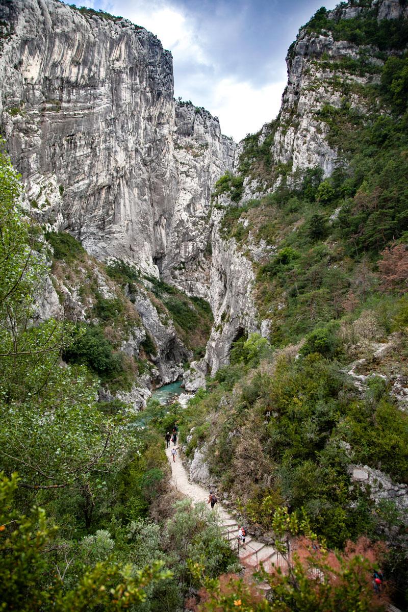 Dentro al Canyon più Profondo d'Europa