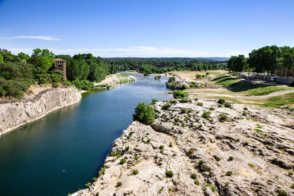 Fiume Gard - Francia