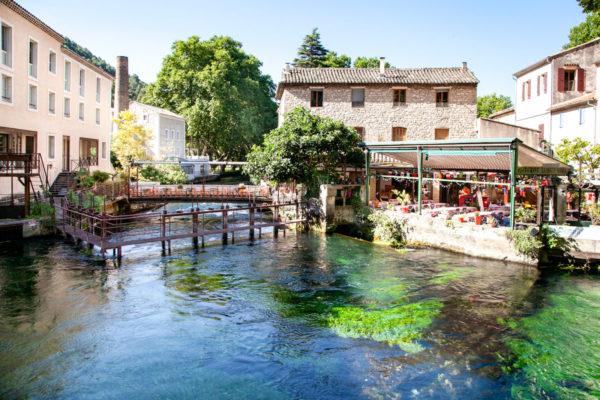7 giorni in Provenza: Fontaine de Vaucluse