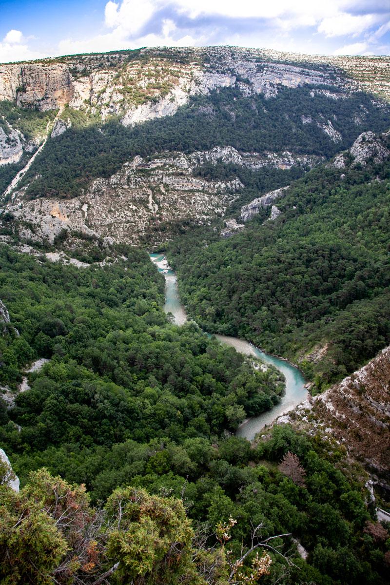 Fiume Verdon - Il Canyon più Profondo d'Europa