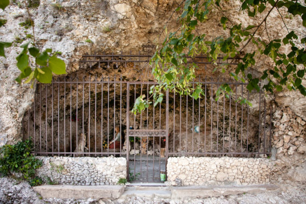 Grotta della Madeleine - Moustiers-Sainte-Marie