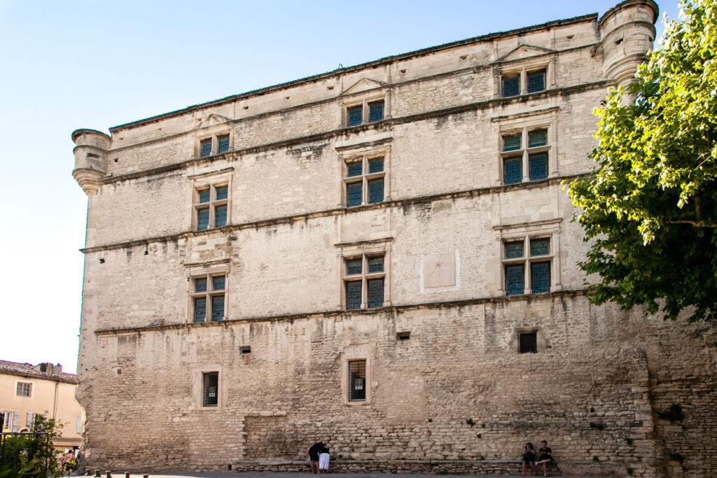 Il castello di Gordes