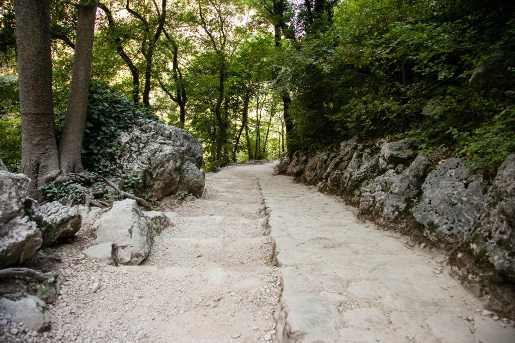 In mezzo alla natura per la sorgente di Fontaine de Vaucluse