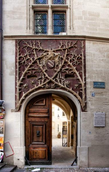 Ingresso a Palais du Roure