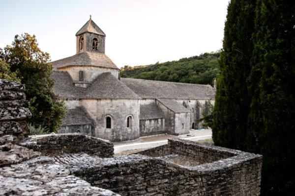 La chiesa dell'Abbazia di Sénanque - Informazioni utili per la visita