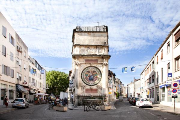 Palazzi del centro storico di Arles