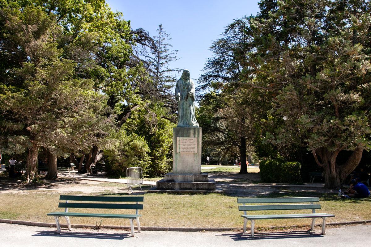 Parco Rocher des Doms - Relax in città