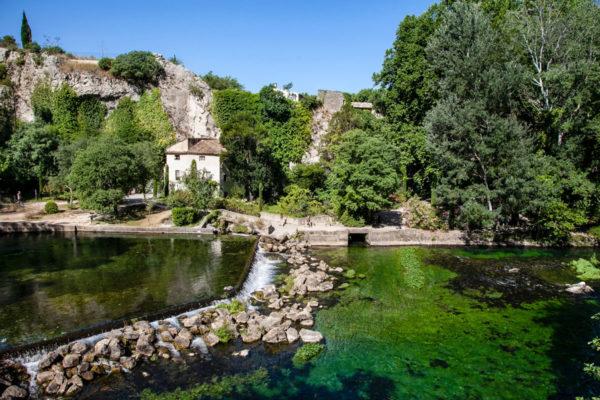 Parco di Fontaine-de-Vaucluse