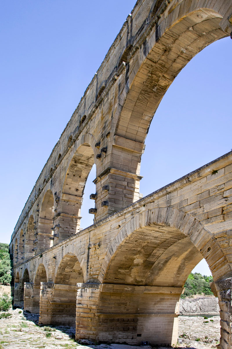 Pont du Gard - Patrimonio UNESCO - Sud della Francia