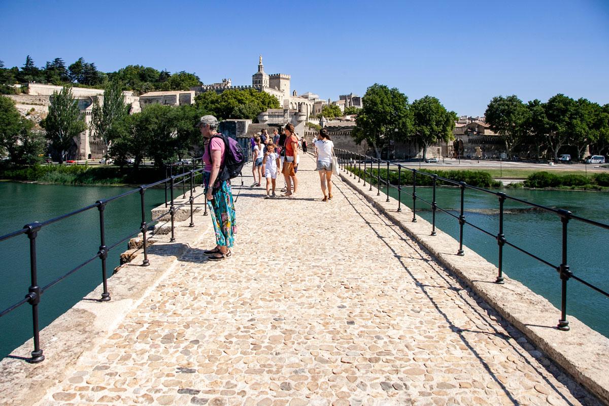 Ponte di Saint Benezet - Cosa vedere ad Avignone