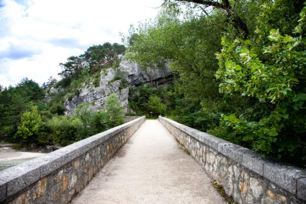 Ponte sul fiume Verdon - Cosa fare in Costa Azzurra