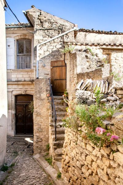 Porte delle case di Gordes