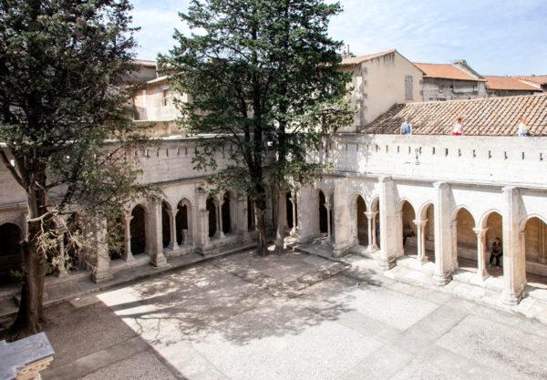 Porticati del chiostro di Saint Trophime - cosa vedere ad Arles