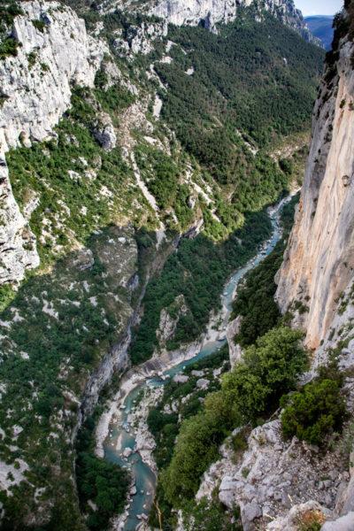 Route de Cretes - Profondissimo Canyon Europeo