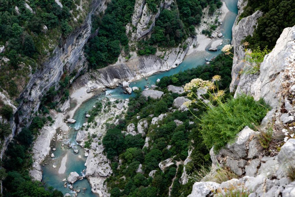 Route de Cretes - Strada Panoramica sulle Gole del Verdon