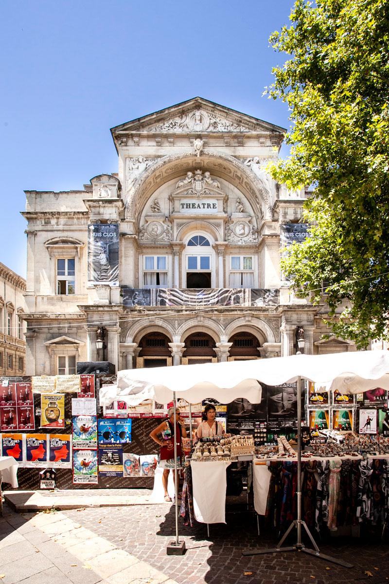 Teatro dell'opera di Avignone