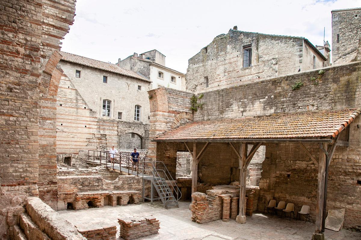 Thermes de Constantin - Cosa vedere ad Arles