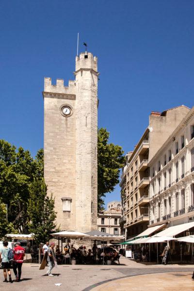 Torre di Saint Jean in Place Pie