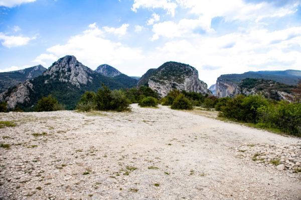 Trekking a Point Sublime - Sport sulle Gole del Verdon